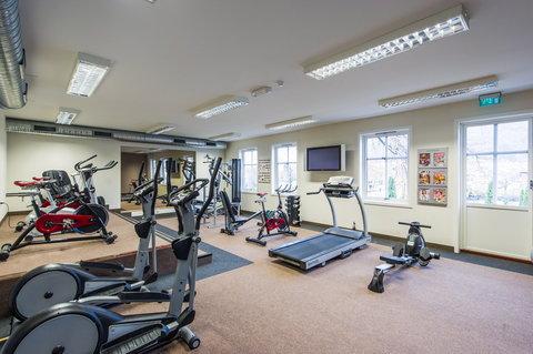 Quality Hotel Forde - Gym