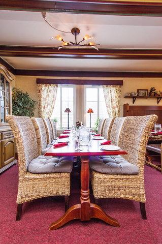 Quality Hotel Forde - Restaurant