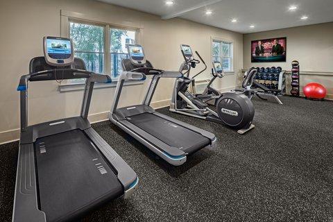 Partridge Inn - Gym