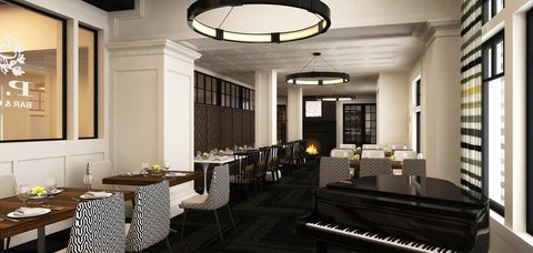Partridge Inn - P I  Bar and Grill