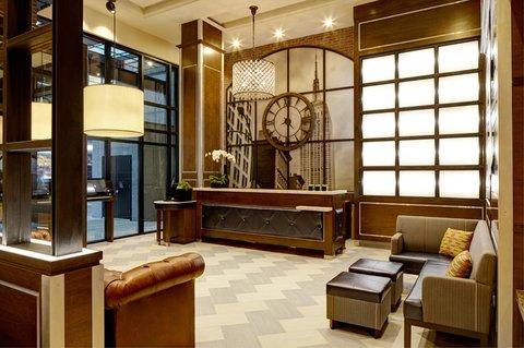 Archer Hotel New York - Lobby