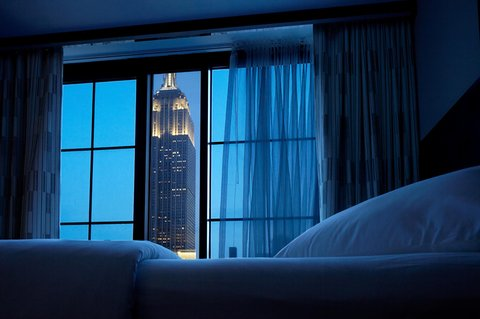 Archer Hotel New York - View From Guest Room