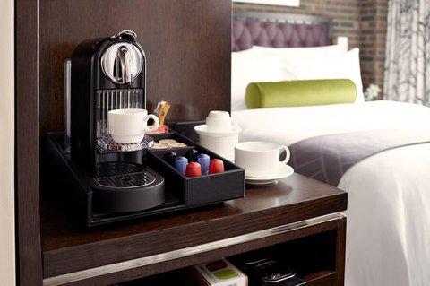 Archer Hotel New York - Nespresso Detail