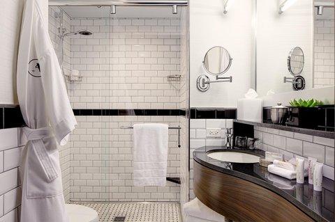 Archer Hotel New York - Bathroom