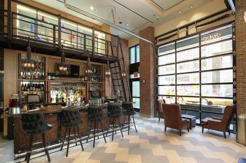 Archer Hotel New York - Foyer Bar