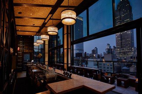 Archer Hotel New York - Spyglass Bar