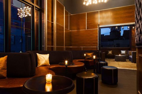 Archer Hotel New York - Spyglass Bar Back Lounge