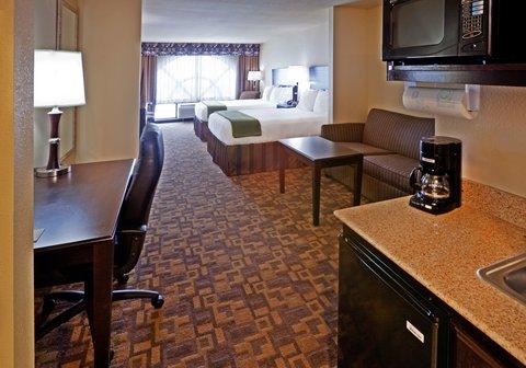 Holiday Inn Express & Suites EASTLAND - Suite