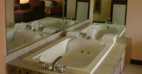 Holiday Inn Express Hotel & Suites Columbus Expo Center - A relaxing soak awaits