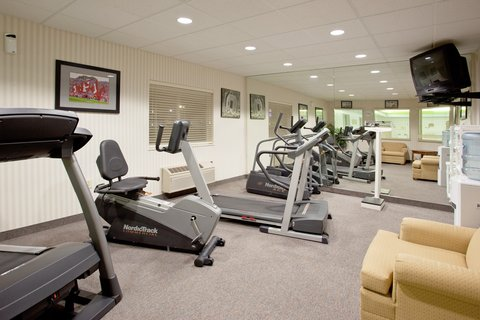 Holiday Inn Express Hotel & Suites Columbus Expo Center - Get your workout in  no matter what the weather