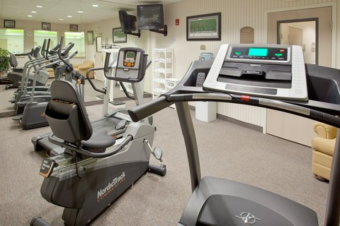 Holiday Inn Express Hotel & Suites Columbus Expo Center - Enjoy a cardio workout in our Fitness Center