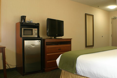 Holiday Inn Express Hotel & Suites Columbus Expo Center - Our spacious accessable rooms meet all ADA requirements