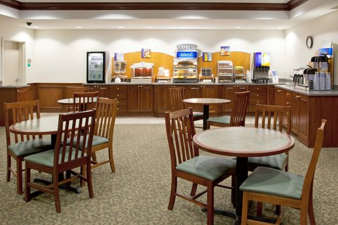 Holiday Inn Express Hotel & Suites Columbus Expo Center - The whole family can eat in our spacious breakfast area