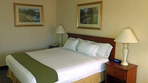 Holiday Inn Express Hotel & Suites Columbus Expo Center - The CSTN Room Type is assigned at check in