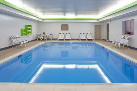 Holiday Inn Express Hotel & Suites Columbus Expo Center - Our indoor pool is the place to let the kids work off some energy