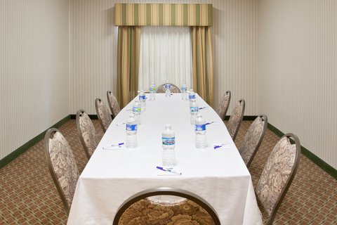 Holiday Inn Express Hotel & Suites Columbus Expo Center - Enjoy a private get together in our boardroom