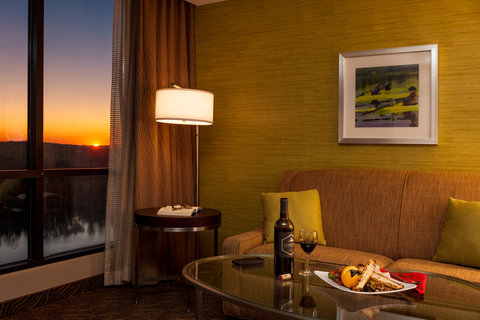 Holiday Inn AUSTIN-TOWN LAKE - Enjoy a one-of-a-kind sunset over Austin Town Lake  from your room
