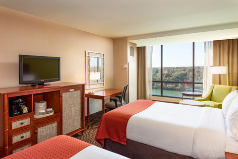 Holiday Inn AUSTIN-TOWN LAKE - Our Double Bed Guest Rooms are perfect for families