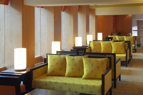 فندق هوليدي ان كريستال - Lime Lounge