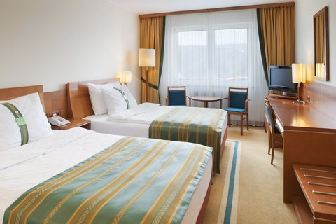Holiday Inn BRNO - Standard Twin Bed Guest Room