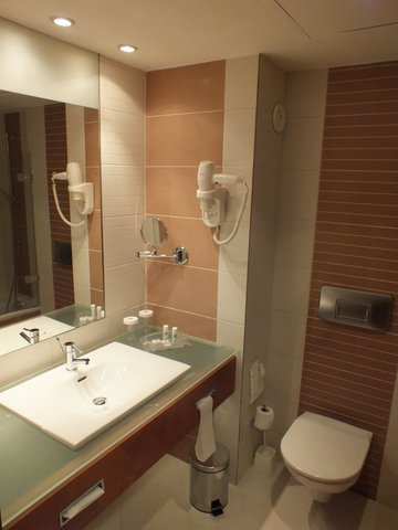 Holiday Inn BRNO - Bathroom