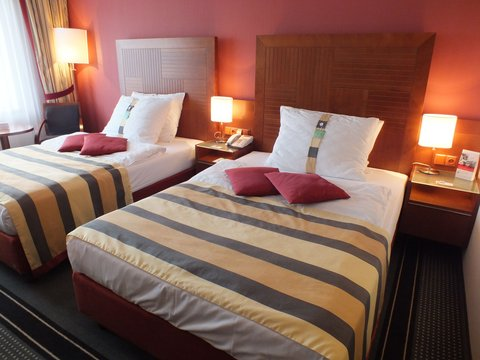 Holiday Inn BRNO - Executive Room - Twin Bed