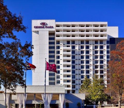 Marriott Charlotte Executive Park Hotel - Welcome to the Crowne Plaza Charlotte Executive Park