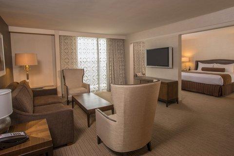 Marriott Charlotte Executive Park Hotel - King Suite