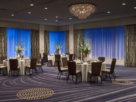 Marriott Charlotte Executive Park Hotel - Carolina Ballroom