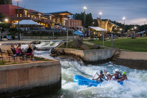Marriott Charlotte Executive Park Hotel - US National Whitewater Center