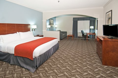 Holiday Inn Express Hotel & Suites Lake Charles - Guest Room