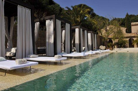 MUSE Saint Tropez - Outdoor Pool