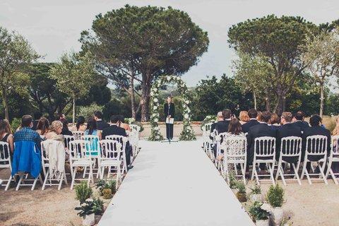 MUSE Saint Tropez - Wedding Ceremony