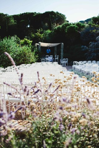 MUSE Saint Tropez - Events in the Garden