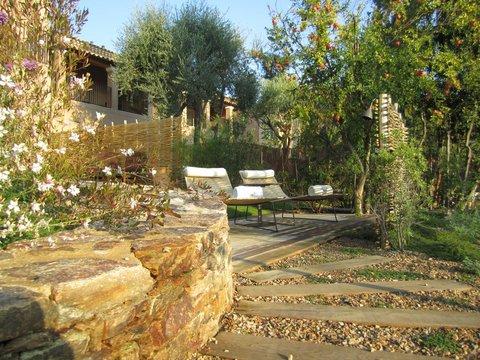 MUSE Saint Tropez - Exterior Garden