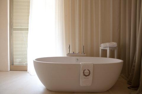 MUSE Saint Tropez - Bathroom