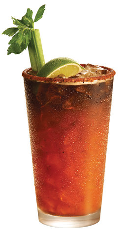 Holiday Inn Hotel & Suites DES MOINES-NORTHWEST - Stout Bloody Mary