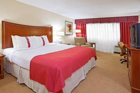 Holiday Inn FLINT - GRAND BLANC AREA - King Bed Guest Room
