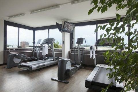 كراون بلازا جنيف - Fitness Centre with cardio machines and a sauna
