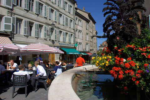كراون بلازا جنيف - Old city of Geneva
