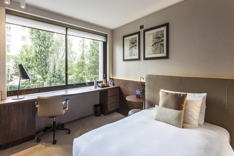 كراون بلازا جنيف - Wheelchair accessible single room