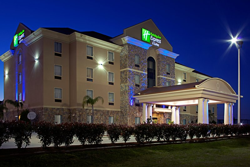 HOLIDAY INN EXP STES TEXAS CTY