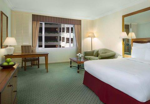 فندق ماريوت جي دبليو دبي - Deluxe Room Bedroom
