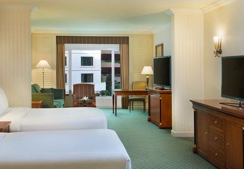 فندق ماريوت جي دبليو دبي - Family Room Bedroom