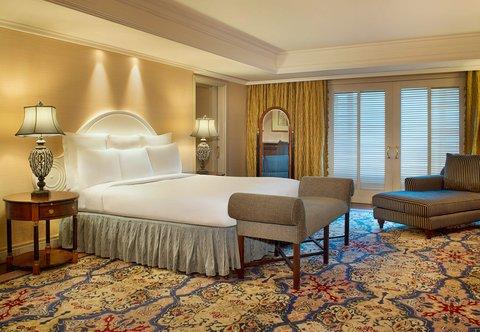 فندق ماريوت جي دبليو دبي - Royal Suite Bedroom