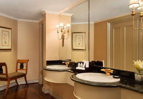 فندق ماريوت جي دبليو دبي - Royal Suite Bathroom