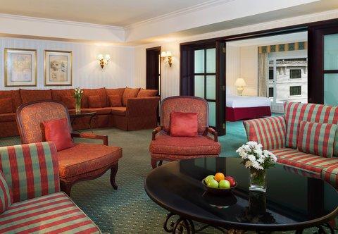 فندق ماريوت جي دبليو دبي - Diwan Suite