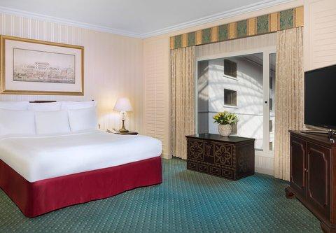 فندق ماريوت جي دبليو دبي - Diwan Suite Bedroom