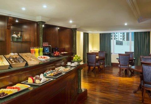 فندق ماريوت جي دبليو دبي - Executive Lounge