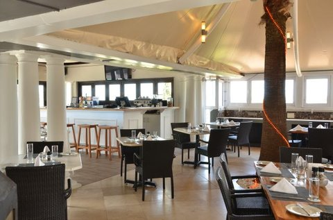 Shelley Point Hotel - Sao Antonio - Restaurant